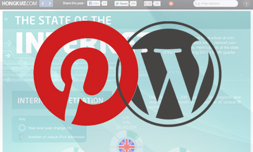 wordpress-pinterest