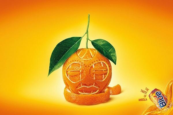 Tribal Orange